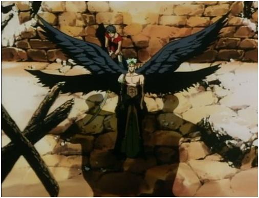 Nuit 2 : L'ange aux ailes ténébreuses Folken10
