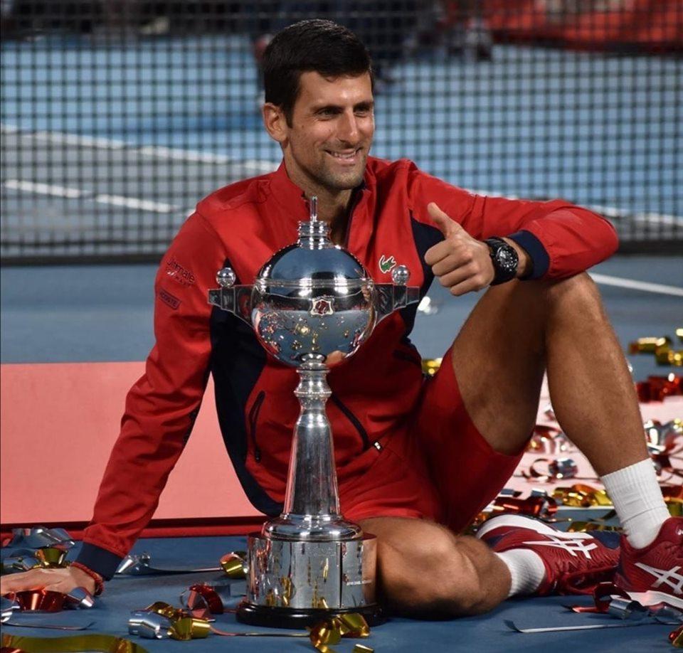 Novak Djokovic - 6 - Page 39 72370310