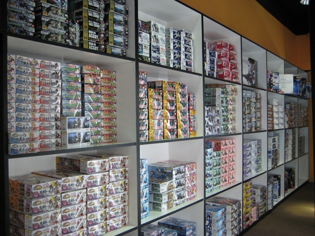 Nice Robot model shop at queensbay mall penang. Rm510