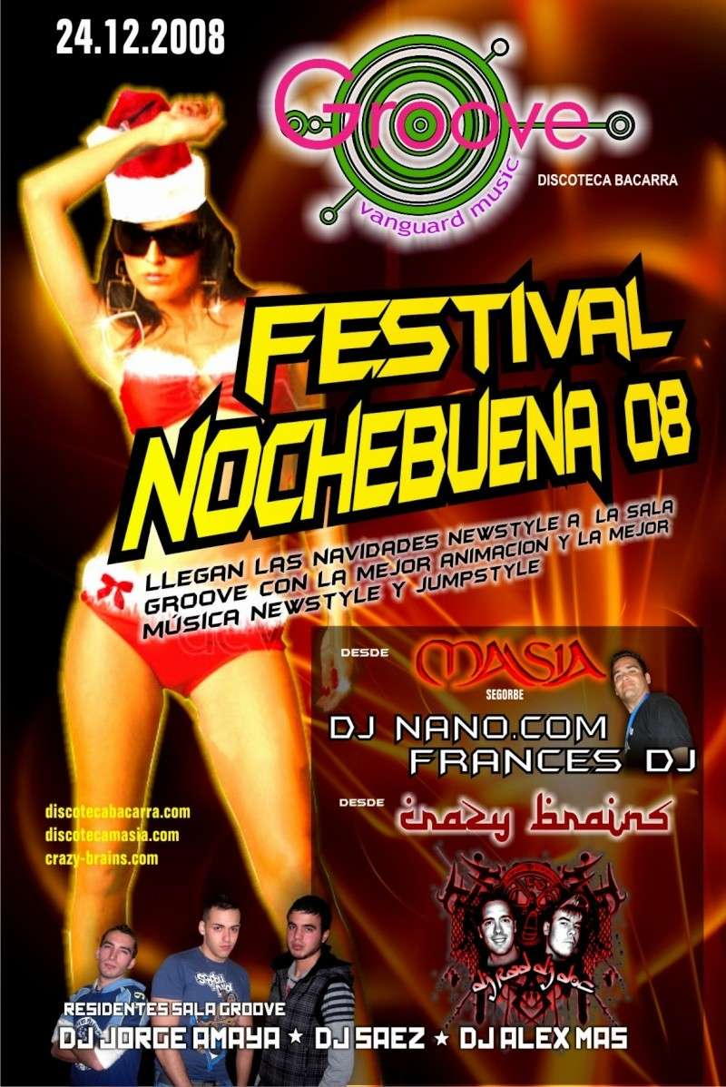 DIA 24 NOCHEBUENA BACARRERA Flyern10