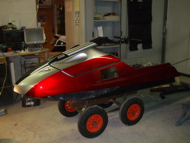 Nouveau FNB 951 modèle 2009 en exclu sur SKI GP Dscf0316