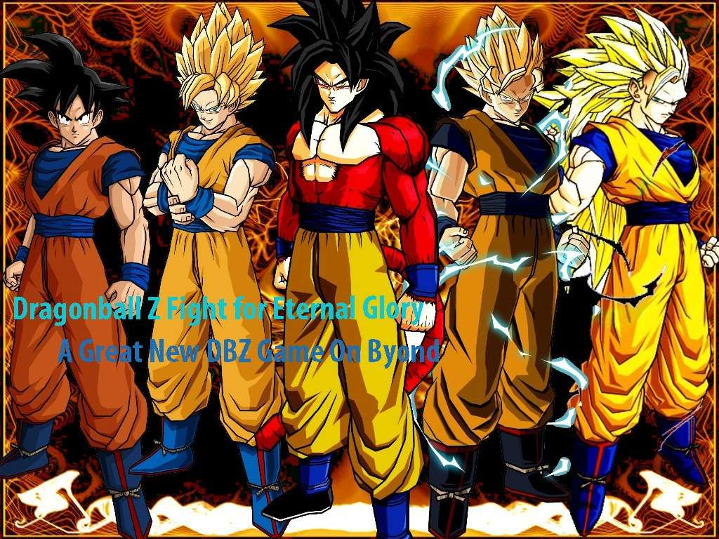 Dragonball Z Fight for Eternal Glory