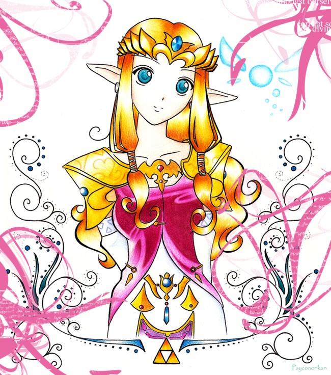 Princesa Zelda Prince10