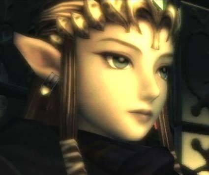 Princesa Zelda Zeldak10