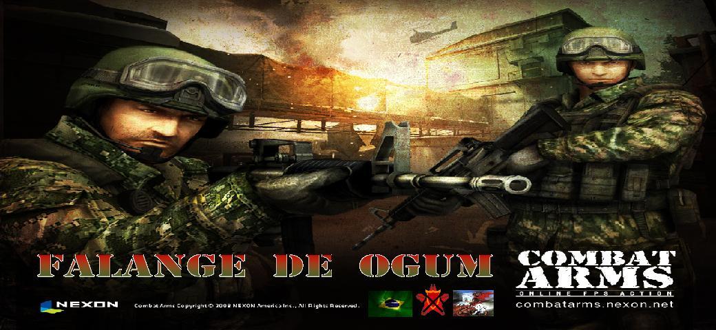 Falange de Ogum - Combat Arms
