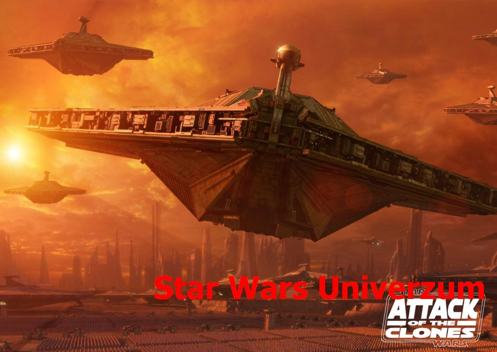 Star Wars univerzum