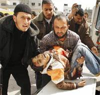 ALLAH YARHAMHOM OU RABI YANSARHOM...DITES AMIN Gaza-210