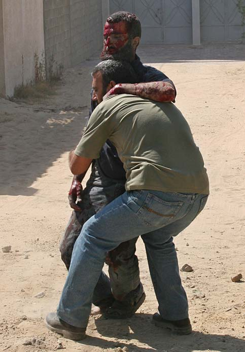 ALLAH YARHAMHOM OU RABI YANSARHOM...DITES AMIN Gaza-w11