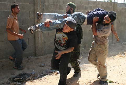 ALLAH YARHAMHOM OU RABI YANSARHOM...DITES AMIN Gaza-w12