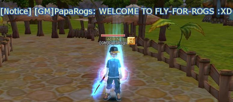 Fly-For-Rogs