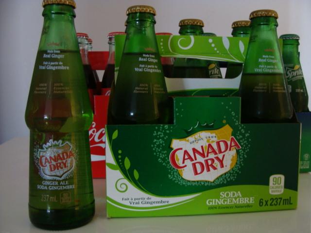 Le retour de Canada Dry en bouteille  Dsc03010