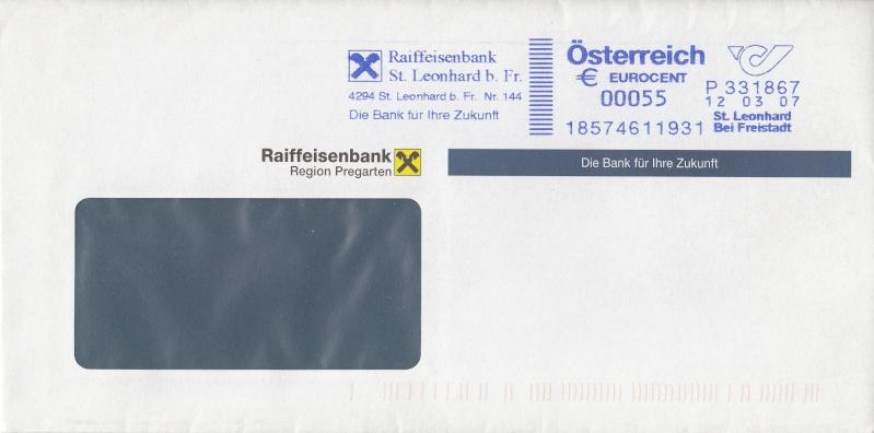 Briefe / Poststücke österreichischer Banken Img_0010