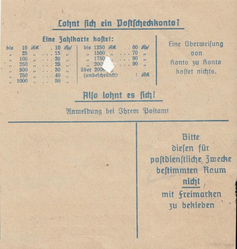 Wappenzeichnung  -  ANK 714-736 - Belege Img_0016