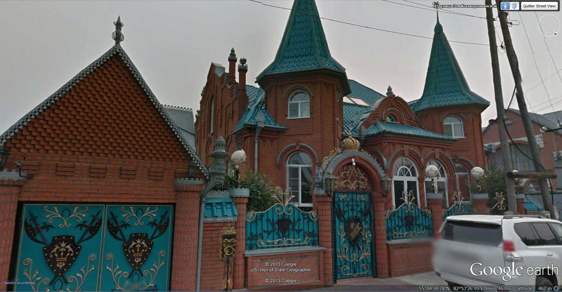 Street View - Les maisons les plus laides 2013-013