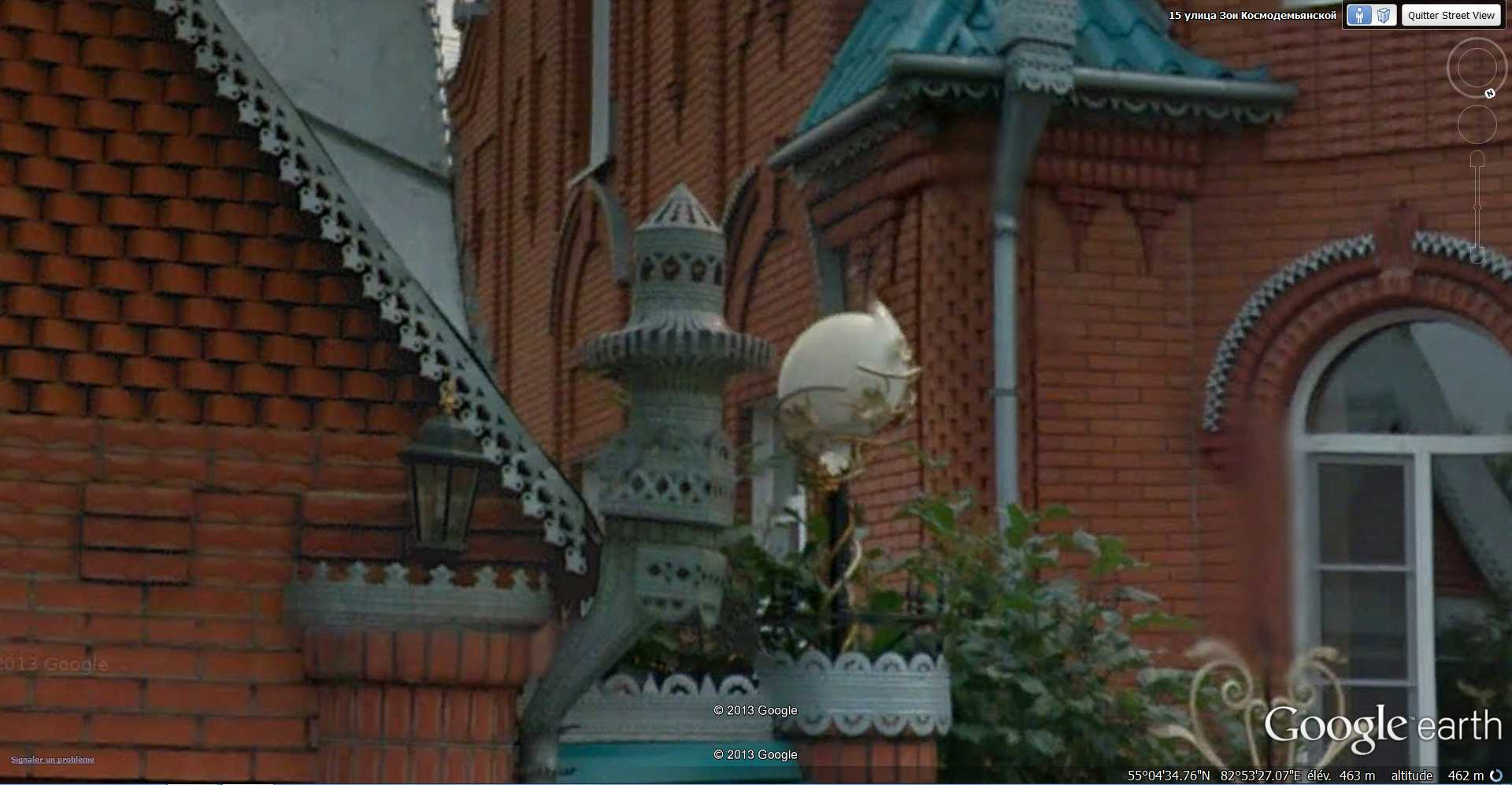 Street View - Les maisons les plus laides 2013-015