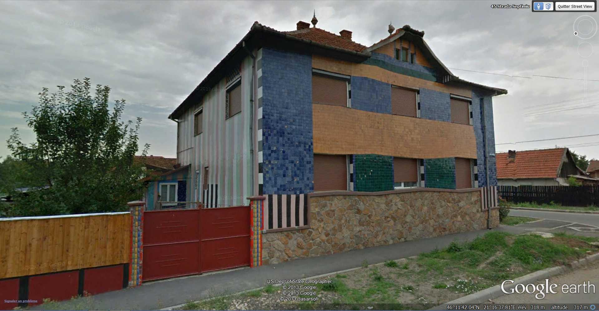 Street View - Les maisons les plus laides 2013-016