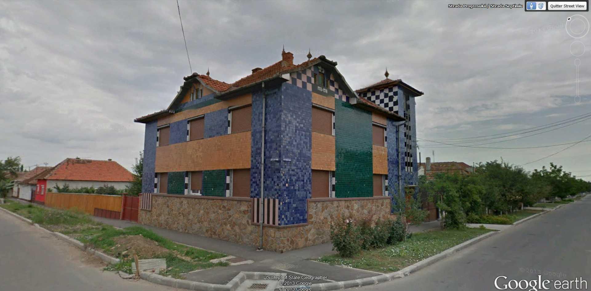 Street View - Les maisons les plus laides 2013-019