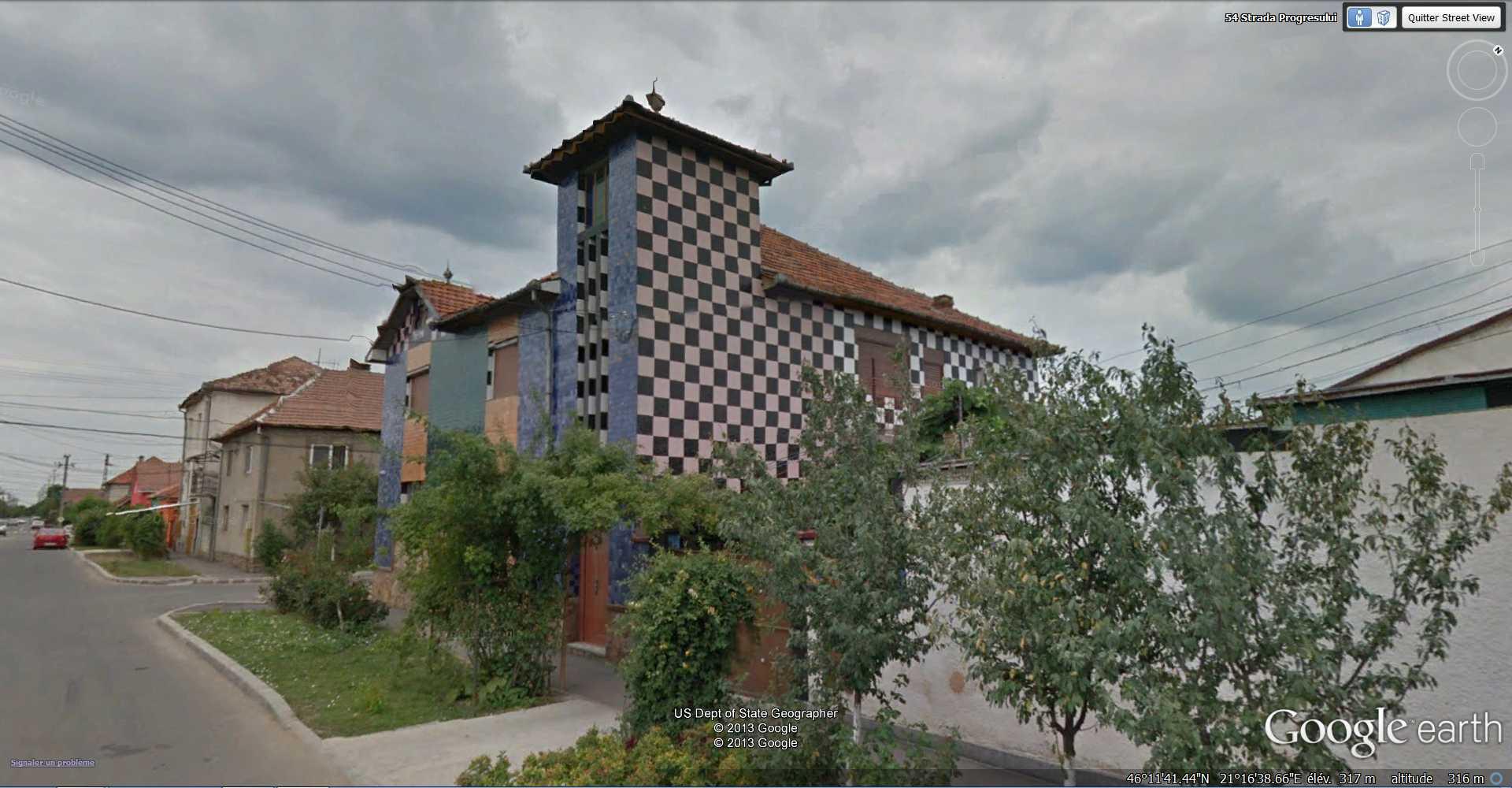 Street View - Les maisons les plus laides 2013-020