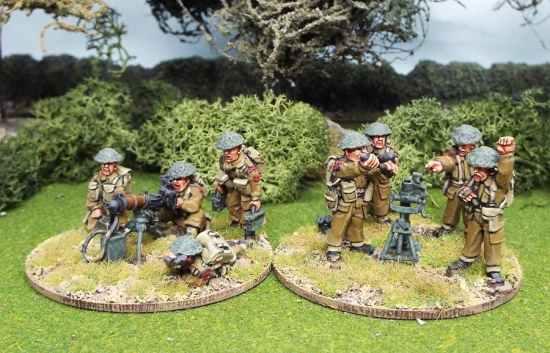 1 st corp : des british pour WWII A_bri11