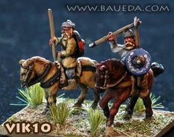 Des éclaireurs vikings à cheval A_vic10