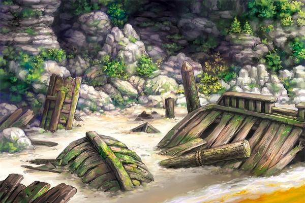 Kapitel 2: Das unbekannte Land Schiff11