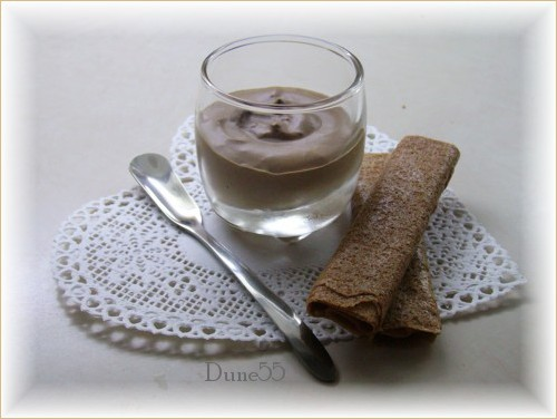 Mousse au chocolat 14532710