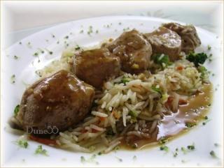 Marinade à la grecque pour poulet ou porc 23174311