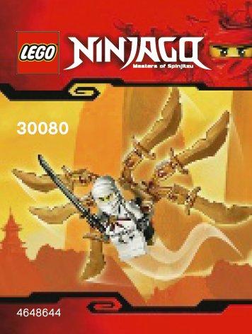 [LEGO] Les Nouveautés LEGO 30080-10