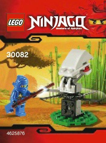 [LEGO] Les Nouveautés LEGO 30082-10