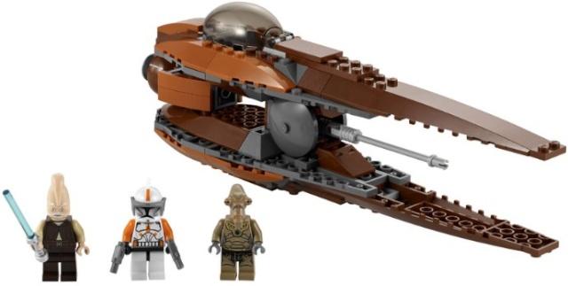 [LEGO] Les Nouveautés LEGO 7959-110