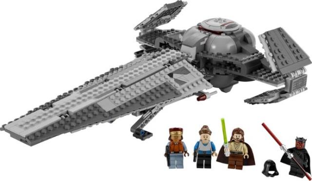 [LEGO] Les Nouveautés LEGO 7961-110