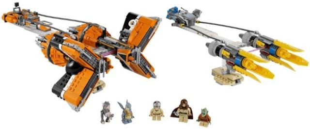 [LEGO] Les Nouveautés LEGO 7962-110