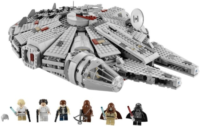 [LEGO] Les Nouveautés LEGO 7965-110