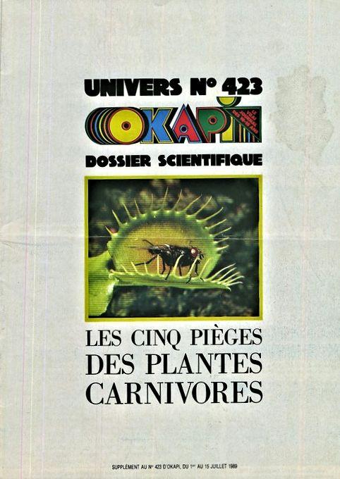 OKAPI supplément du n° 423 du 1er au 15 sept 1989 Okapi_10