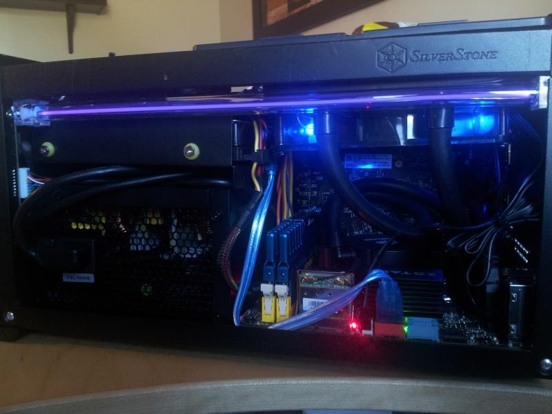 Silverstone SG07 USB3 Mini ITX (True) 14 lbs !! 2013-016