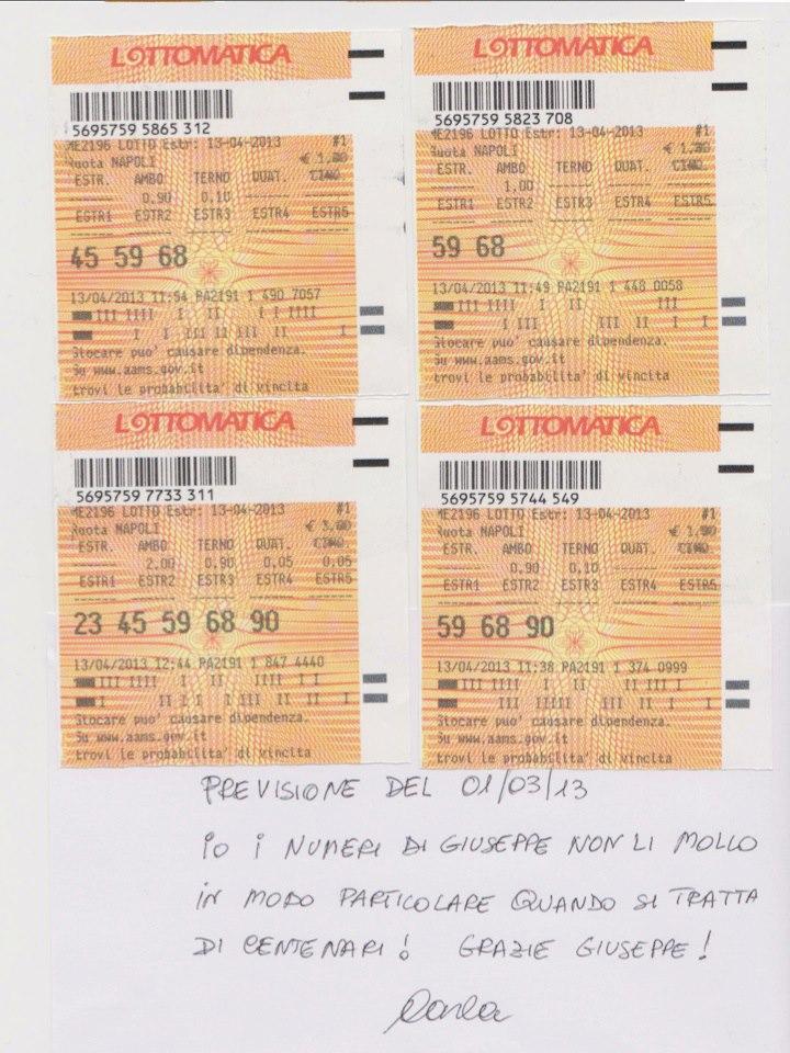 GChiaramida Premium: - TERNOVANTA - AMBO SECCO O IN TERZINA 67-90 SU PALERMO (23/7) 52216110