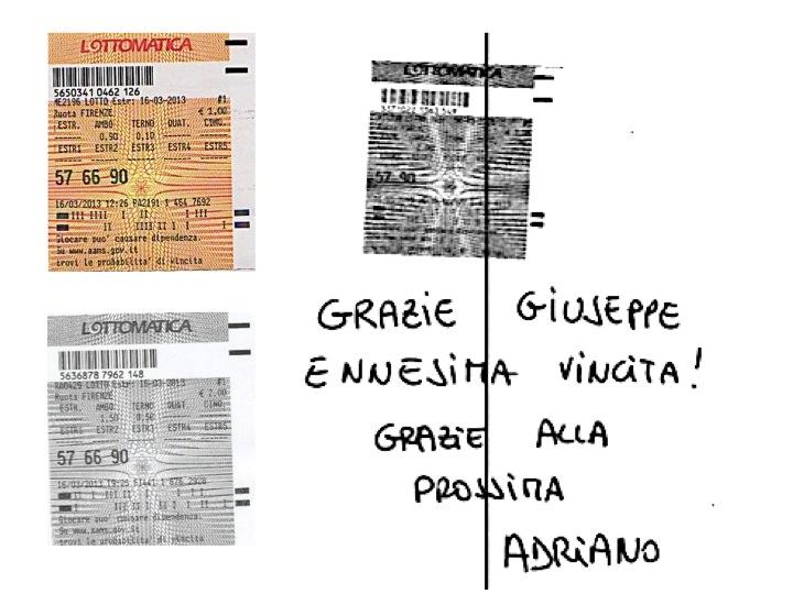 GChiaramida - Ecco il mio regalo di Pasqua: Il metodo con gli Ambi Ripetuti col 90! VINTO 3 AMBI E 1 TERNO SU CA-RM! Diapos50