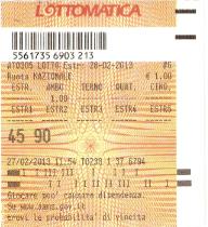 GChiaramida:Il Grand Tour del 90 - ALL VIII COLPO dal TERNOVANTA ambo secco 23-45 su FIRENZE Lo1_11