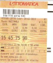 GChiaramida:Il Grand Tour del 90 - ALL VIII COLPO dal TERNOVANTA ambo secco 23-45 su FIRENZE Lo3_10