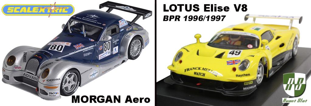 Règlement du Championnat analogique GT1 BPR Morgan10