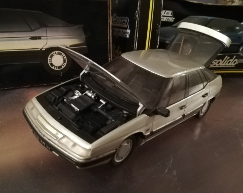 Citroën XM Solido 1/18 Img_2064