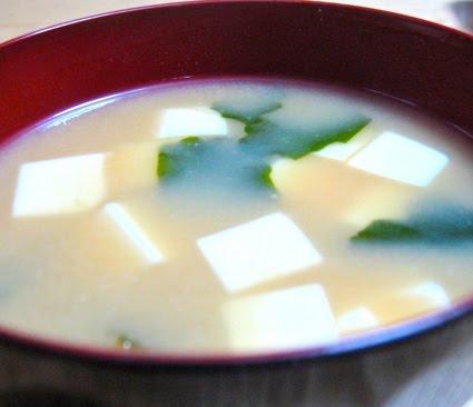 Soupe Miso au Tofu et Wakame Soupe_10