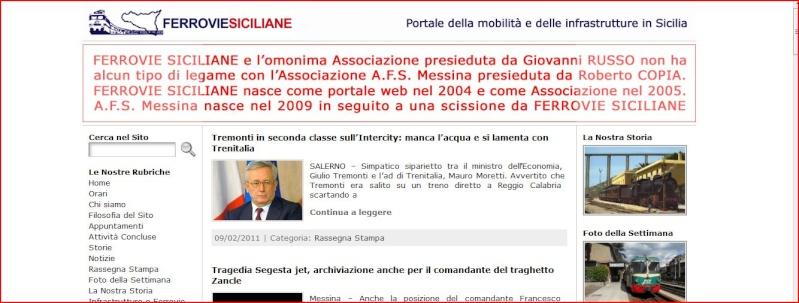 Associazione Ferrovie Siciliane - AFS (Messina) e Ferrovie Siciliane (di G. Russo) sono la medesima realtà associativa ? Cattur10