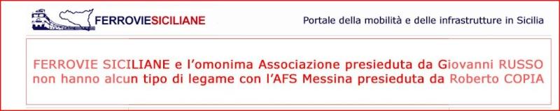 Associazione Ferrovie Siciliane - AFS (Messina) e Ferrovie Siciliane (di G. Russo) sono la medesima realtà associativa ? Cattur11