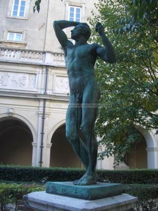 Sculptures hyperréalistes Ageair10