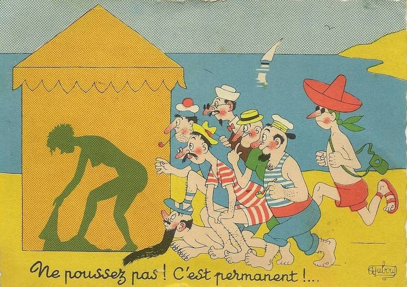Dubout illustrateur (1905-1976) Dubout10