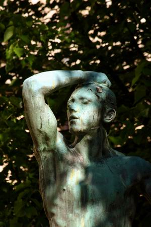 Sculptures hyperréalistes Jardin10