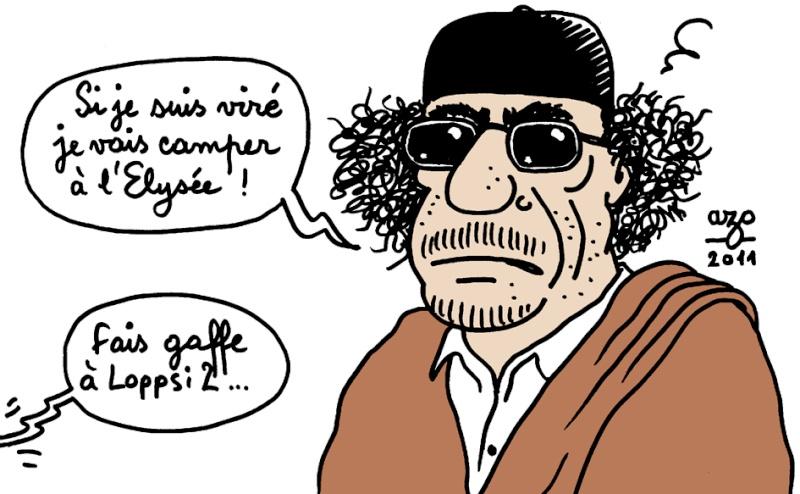 Mardi 23 août 2011 - Khadafi et DSK Khadaf10
