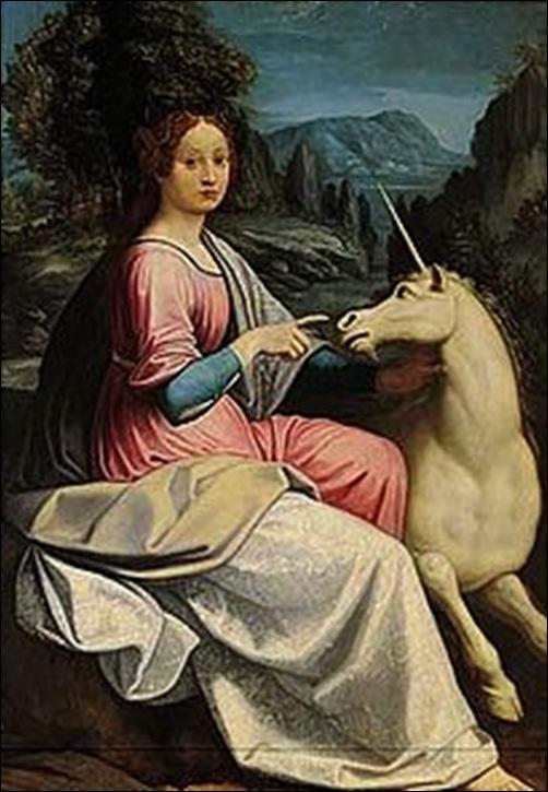 La Licorne Rose Invisible (IPU Invisible Pink Unicorn) Lucalo10