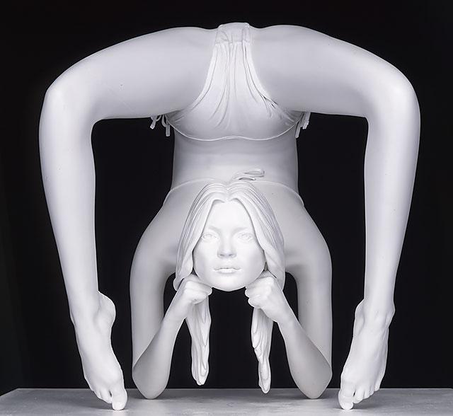 Sculptures hyperréalistes Mq110
